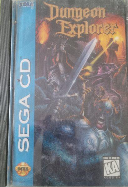 Dungeon Explorer (Sega CD)