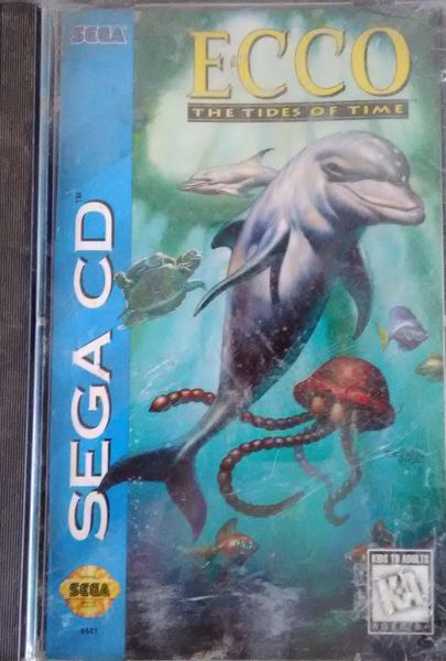 Ecco – the tides of time (Sega CD)