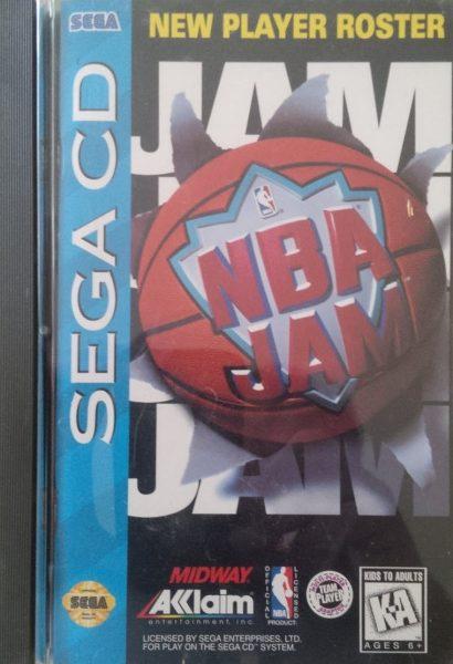 NBA JAM (Sega CD)