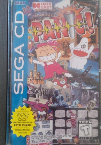 Panic! (Sega CD)