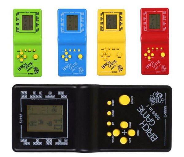 Consola Tetris Portatil (Brick Game 9999 in 1)
