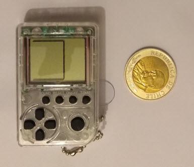 Consola Tetris Portatil (Gamebox Mini 26 en 1)