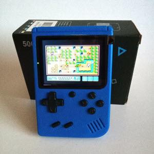 Consola Poly Portátil  500 en 1 (Incluye Super Mario 3)