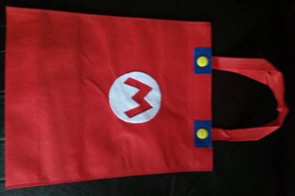 EXCLUSIVO Bolsas reutilizables Mario Bros NUEVAS M