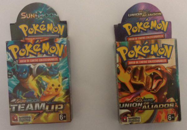 Pokemon Sun & Moon – Mazo de Cartas