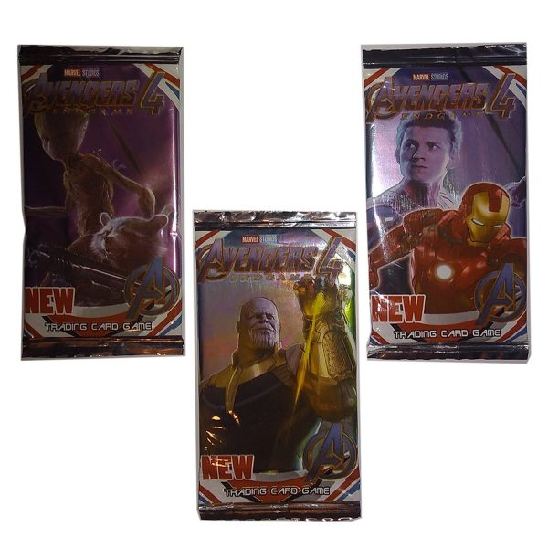 Avengers 4 End Game – Trading Card