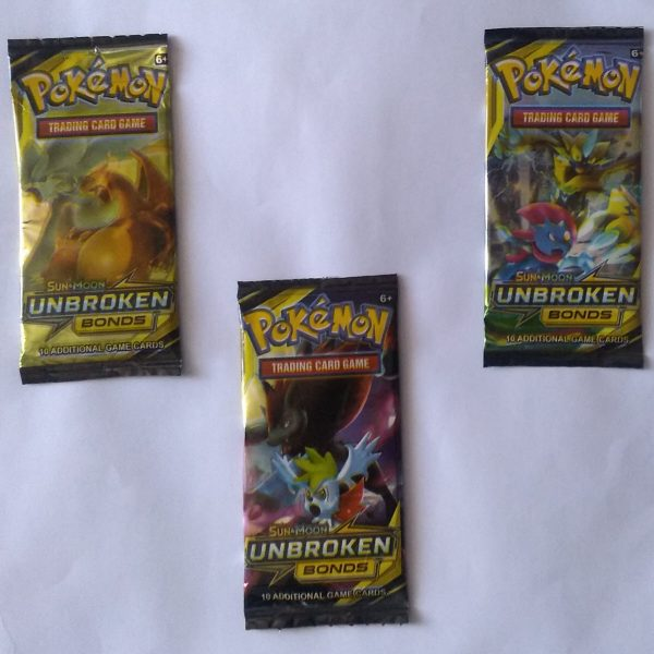 Pokemon Unbroken Bonds – Trading Card