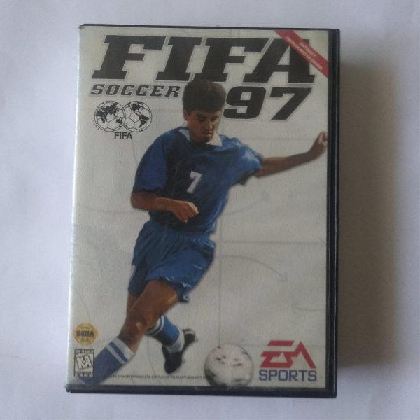 FIFA Soccer 97 – Sega Genesis Nuevo y Sellado