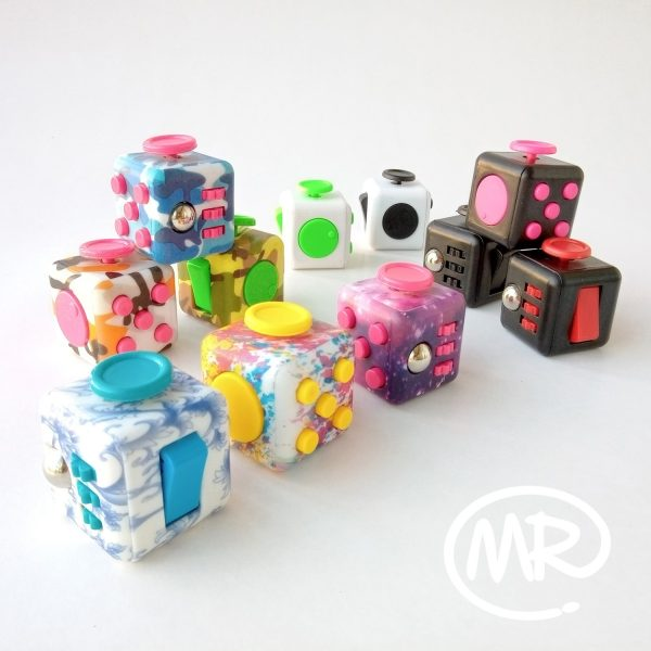 Cubos Antiestres Fidget Cube