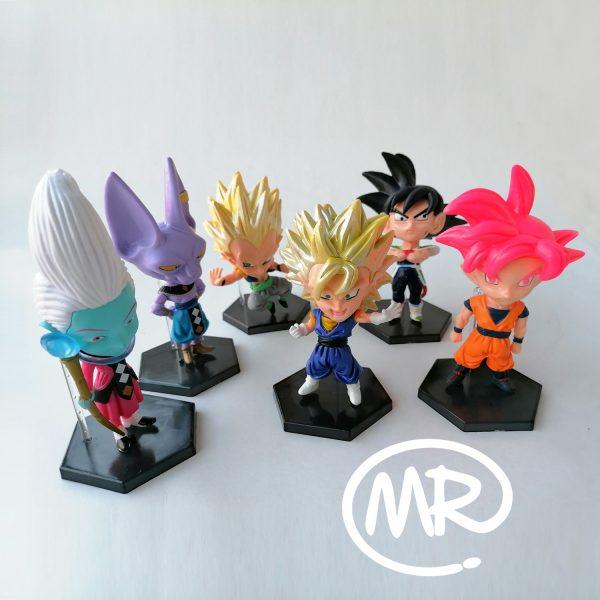 Figura Dragon Ball Super 11 cm