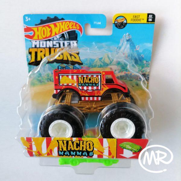 HotWheels Monster Trucks Nacho Mammas