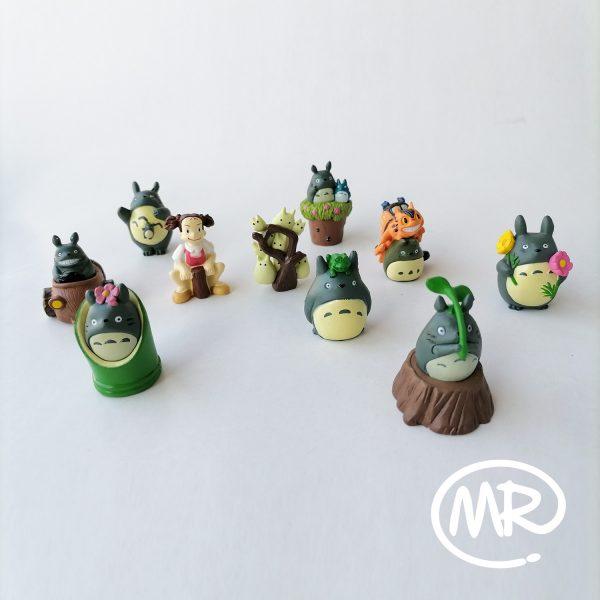 Figura de Totoro 5 cm